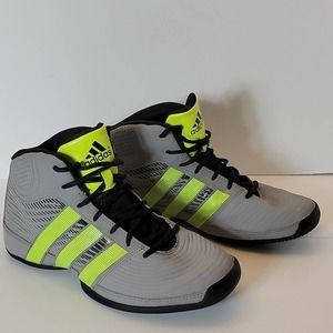 Adidas Commander Hi-Top Sneakers